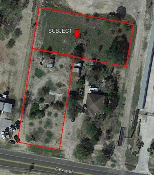 1303 W Us Highway 83, Penitas, TX 78576 (MLS #362843) :: The Ryan & Brian Real Estate Team