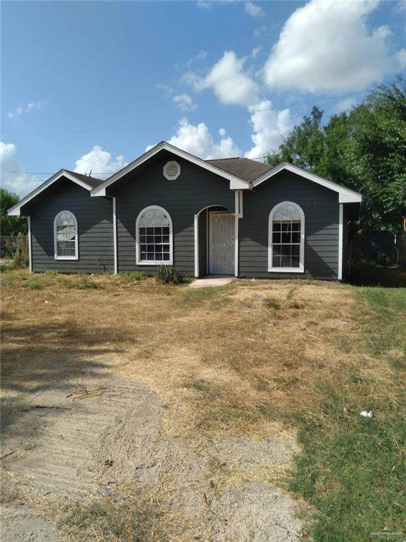 317 Yolanda, La Joya, TX 78560 (MLS #364170) :: The Ryan & Brian Real Estate Team