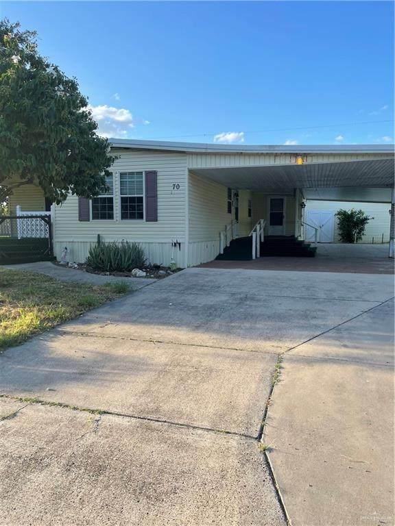 70 Lampshire, Palmview, TX 78572 (MLS #364648) :: The Ryan & Brian Real Estate Team