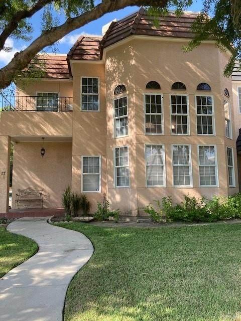 3100 S 2nd S #17, Mcallen, TX 78503 (MLS #364762) :: The Ryan & Brian Real Estate Team
