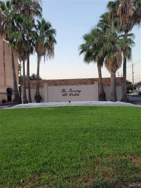 600 Wichita #201, Mcallen, TX 78503 (MLS #365311) :: The Ryan & Brian Real Estate Team