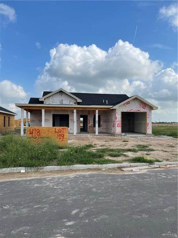 418 Gonzalez, Donna, TX 78537 (MLS #366626) :: The Ryan & Brian Real Estate Team