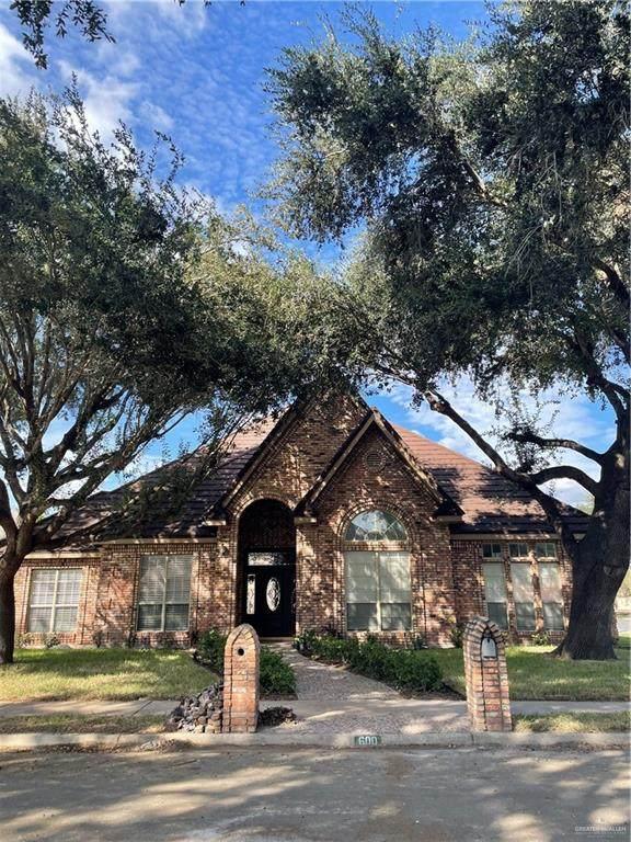 600 Avocet, Mcallen, TX 78504 (MLS #368562) :: eReal Estate Depot