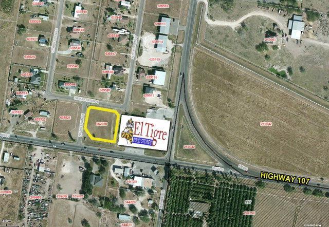 0 W Fm 2221, Mission, TX 78572 (MLS #176672) :: The Lucas Sanchez Real Estate Team