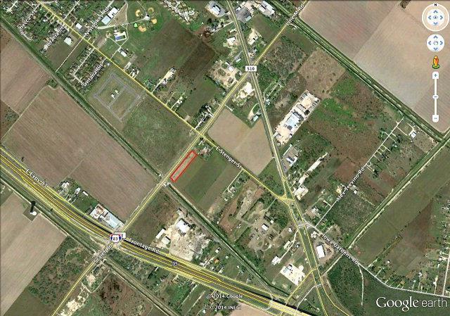 0 W Fm 510, San Benito, TX 78586 (MLS #177598) :: The Ryan & Brian Real Estate Team