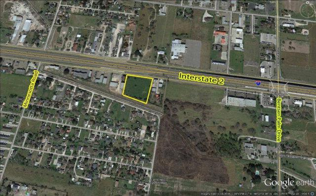 0 Expressway 83, Palmview, TX 78572 (MLS #192719) :: The Ryan & Brian Real Estate Team