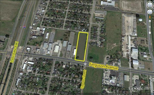 215 E Ferguson Avenue, Pharr, TX 78577 (MLS #195516) :: Jinks Realty