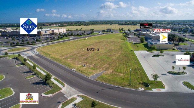 TBD Valencia Marketplace, Mcallen, TX 78504 (MLS #196492) :: Jinks Realty