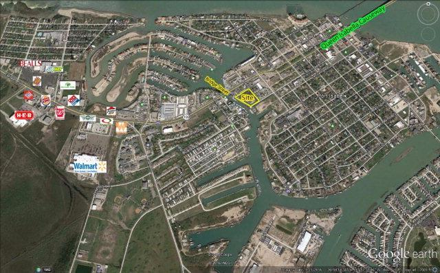 100 Bridge Street, Port Isabel, TX 78578 (MLS #201009) :: Berkshire Hathaway HomeServices RGV Realty