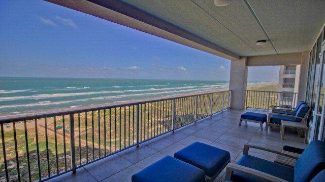 8500 Padre Blvd 703N, South Padre Island, TX 78597 (MLS #202664) :: The Deldi Ortegon Group and Keller Williams Realty RGV