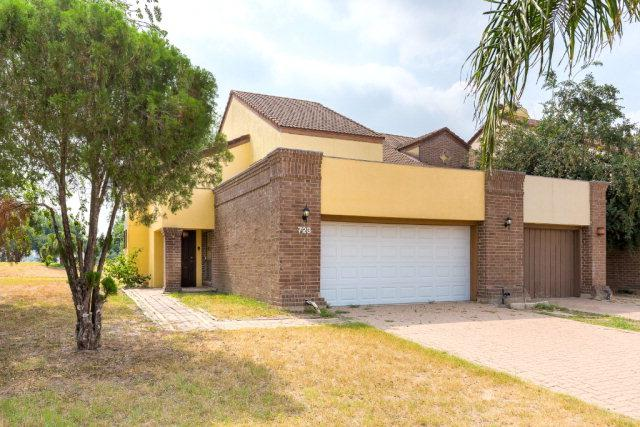 723 Brazos Drive, Mission, TX 78572 (MLS #207068) :: Top Tier Real Estate Group