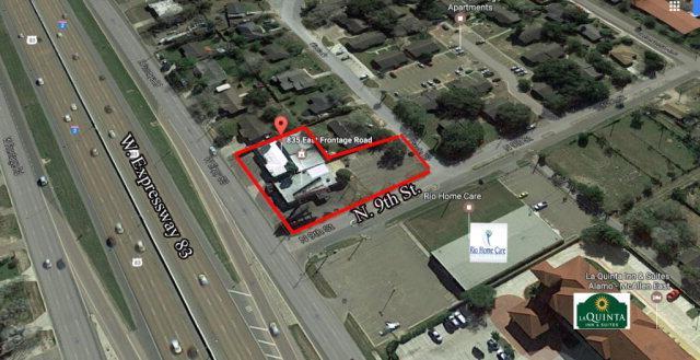 835 E Frontage Road, Alamo, TX 78516 (MLS #207588) :: The Lucas Sanchez Real Estate Team