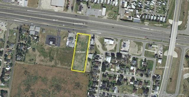 00 W Expressway 83, Palmview, TX 78572 (MLS #208127) :: The Lucas Sanchez Real Estate Team