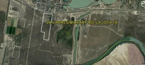 000 W Military Road, La Joya, TX 78560 (MLS #209019) :: Jinks Realty