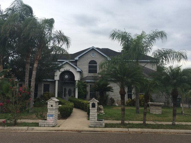 2410 Highland Drive, Weslaco, TX 78599 (MLS #209497) :: The Ryan & Brian Team of Experts Advisors
