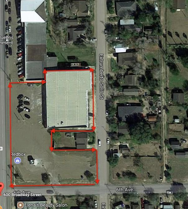 600 N Broadway Street, Elsa, TX 78543 (MLS #210816) :: Jinks Realty