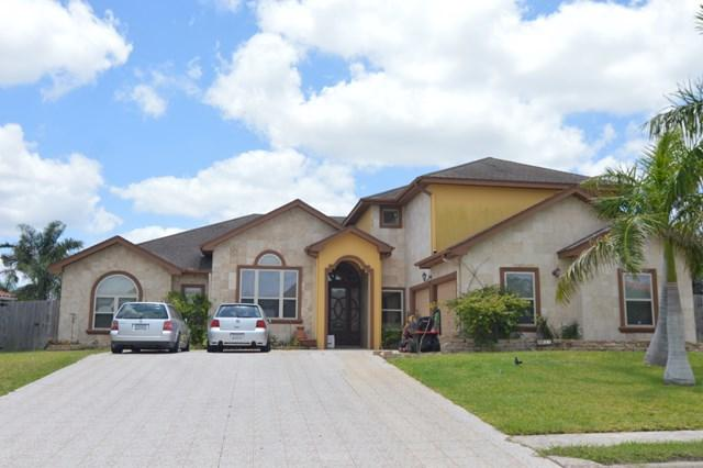 3218 Noble Drive, Brownsville, TX 78526 (MLS #211929) :: Jinks Realty