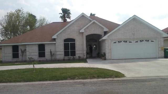 210 O'hara Drive, Pharr, TX 78577 (MLS #212256) :: Jinks Realty