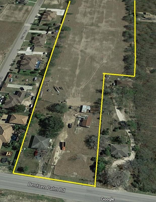 1418 N Bentsen Palm Drive, Mission, TX 78574 (MLS #212488) :: The Lucas Sanchez Real Estate Team