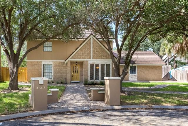 4605 N 9th Street, Mcallen, TX 78504 (MLS #213155) :: The Ryan & Brian Team of Experts Advisors