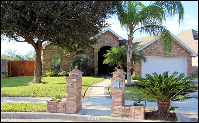 2605 Northgate Lane, Mcallen, TX 78504 (MLS #215355) :: Jinks Realty