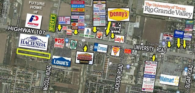 0000 N Mccoll Road, Edinburg, TX 78539 (MLS #216241) :: Top Tier Real Estate Group