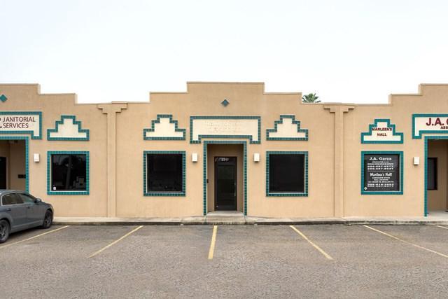 3317 N Ware Road, Mcallen, TX 78501 (MLS #216921) :: Jinks Realty