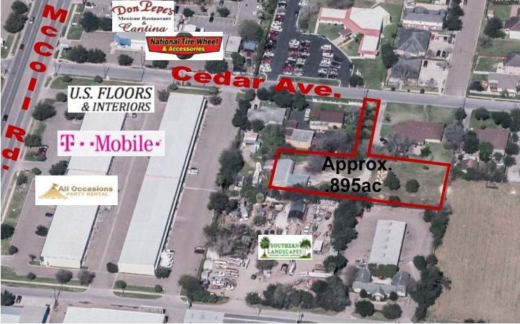 900 Rear E Cedar Avenue Mcallen Tx 78501 Mls 217682 Big Realty