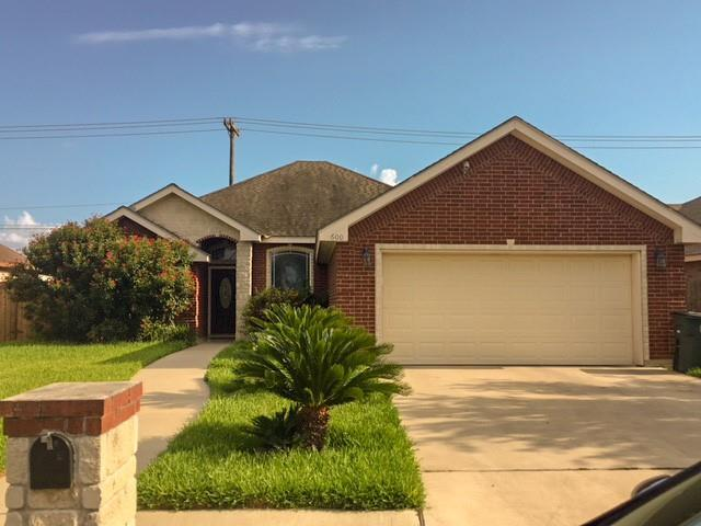 600 Abraham Street, Mission, TX 78573 (MLS #300927) :: The Ryan & Brian Real Estate Team