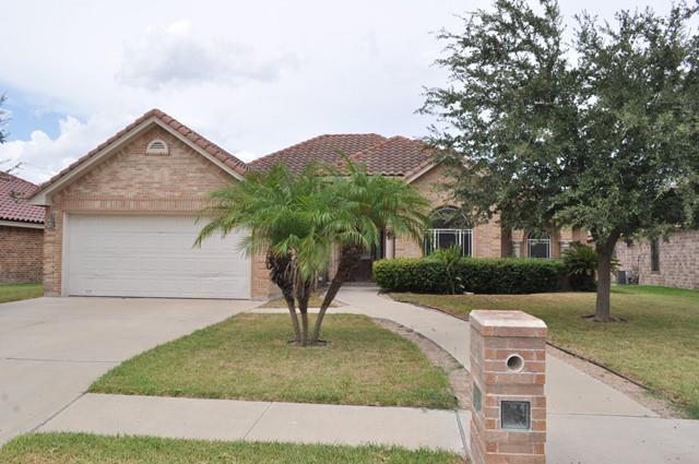 3013 Iris Avenue, Edinburg, TX 78539 (MLS #303325) :: The Ryan & Brian Real Estate Team