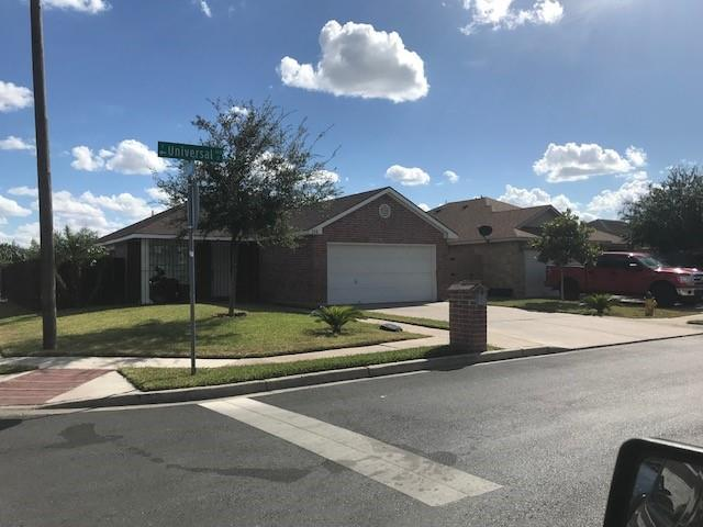 316 Universal Avenue, Pharr, TX 78577 (MLS #303890) :: Top Tier Real Estate Group