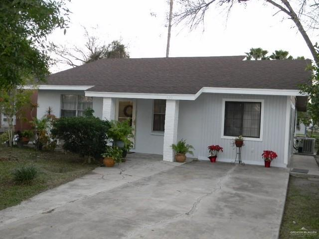 420 E Datil Street E, Hidalgo, TX 78557 (MLS #304126) :: HSRGV Group