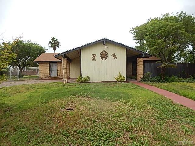 23 Meadow Lane, Brownsville, TX 78521 (MLS #304985) :: Jinks Realty