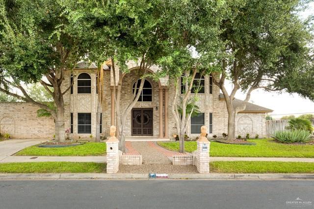 6500 N Cynthia Street, Mcallen, TX 78504 (MLS #306018) :: Jinks Realty