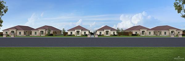 1805 Canyon Road, Weslaco, TX 78599 (MLS #306352) :: The Ryan & Brian Real Estate Team