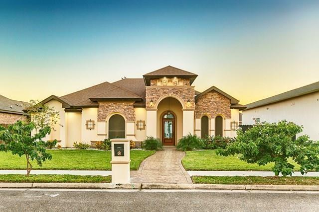3105 Trailblazer Avenue, Edinburg, TX 78541 (MLS #307393) :: The Ryan & Brian Real Estate Team