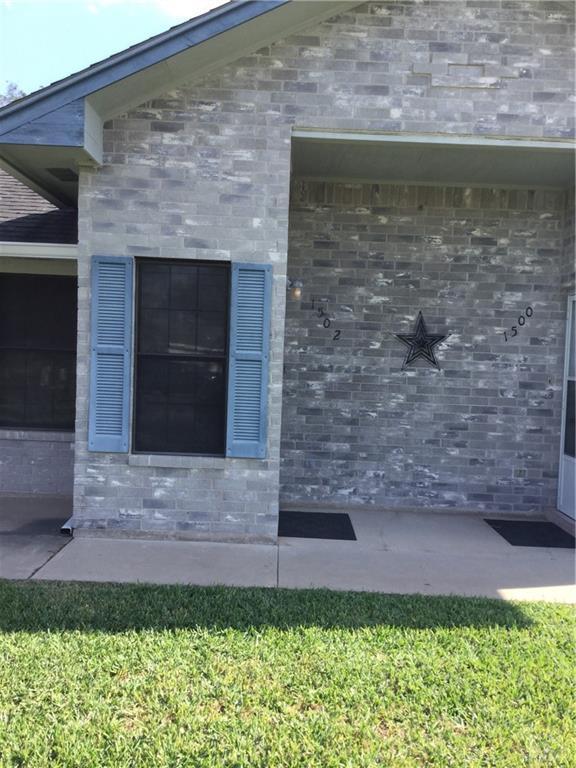1502 River Bend Drive #2, Mission, TX 78572 (MLS #307865) :: The Lucas Sanchez Real Estate Team