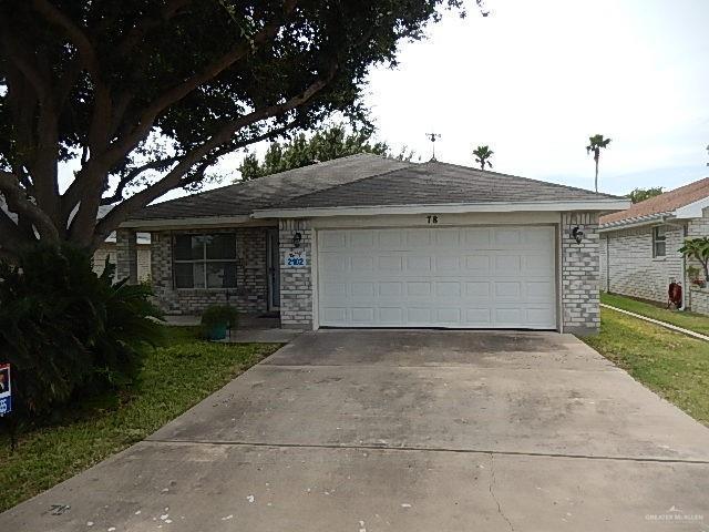 2102 Green Gate Circle E, Palmview, TX 78572 (MLS #311805) :: The Ryan & Brian Real Estate Team