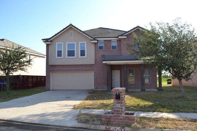 3625 Macquarie Drive, Edinburg, TX 78542 (MLS #313718) :: The Ryan & Brian Real Estate Team