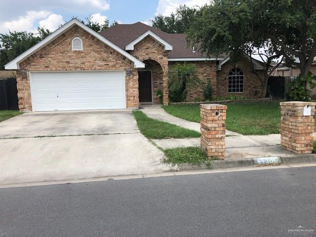 1206 N 47th Lane, Mcallen, TX 78501 (MLS #317938) :: HSRGV Group