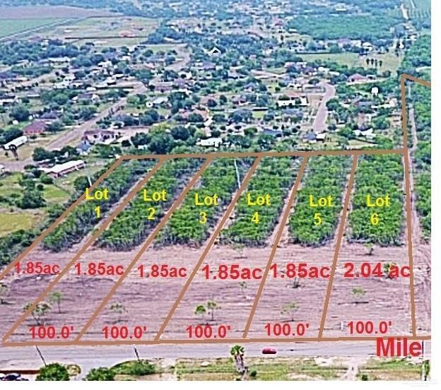 TBD Mile 12 Road N, Weslaco, TX 78596 (MLS #318553) :: HSRGV Group