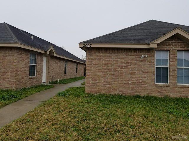 2007 N El Mundo Drive, Edinburg, TX 78541 (MLS #319512) :: Realty Executives Rio Grande Valley