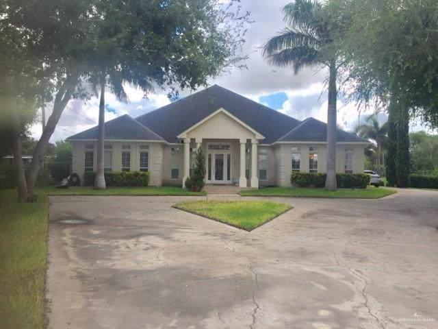 1218 Ragland Street, Mission, TX 78572 (MLS #320994) :: Rebecca Vallejo Real Estate Group