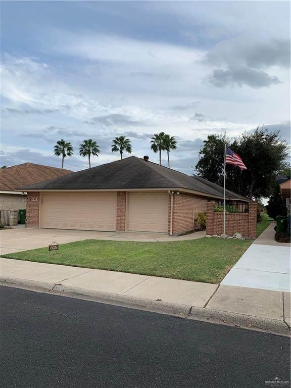 247 Rebecca Drive, Alamo, TX 78516 (MLS #325269) :: The Maggie Harris Team