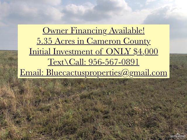 0 Old Port Isabel Road, Los Fresnos, TX 78566 (MLS #325307) :: Realty Executives Rio Grande Valley
