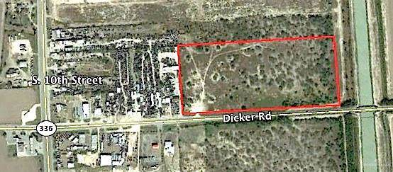 0 W Dicker Road, Mcallen, TX 78501 (MLS #325618) :: Key Realty