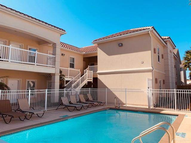 115 E Acapulco Street Sea Glass #11, South Padre Island, TX 78597 (MLS #326353) :: Realty Executives Rio Grande Valley
