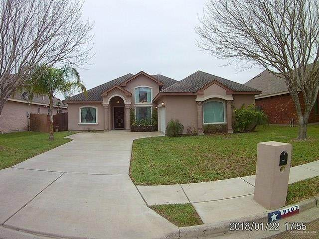 9107 N 26th Lane, Mcallen, TX 78504 (MLS #328941) :: Jinks Realty