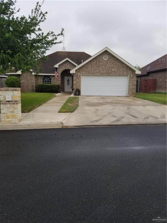 3205 Ginger Avenue, Edinburg, TX 78539 (MLS #329172) :: The Ryan & Brian Real Estate Team