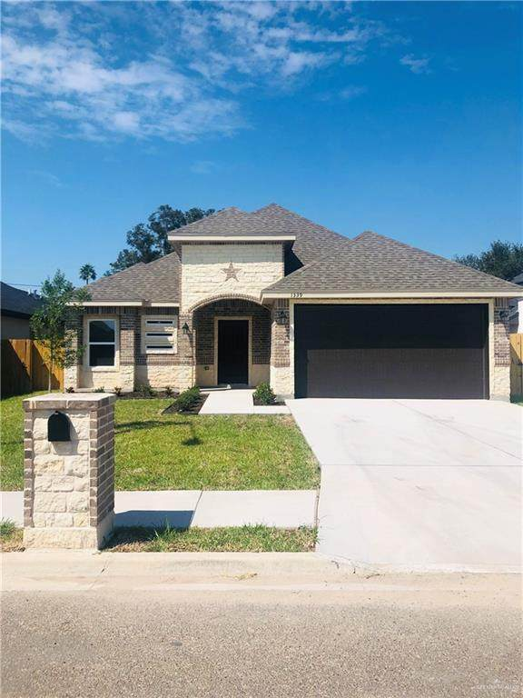 1339 13th Street, Alamo, TX 78516 (MLS #335282) :: Key Realty